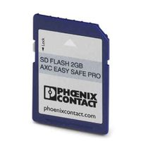 SD FLASH 2GB AXC EASY SAFE PRO - Phoenix Contact - 2403730