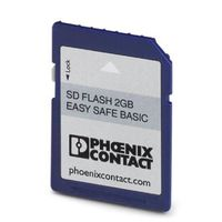 SD FLASH 2GB EASY SAFE BASIC - Phoenix Contact - 2403297